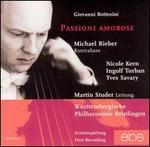 Giovanni Bottesini: Passione Amorose