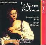 Giovanni Paisiello: La Serva Padrona