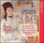 Giovanni Sgambati: Complete Piano Works, Vol. 3