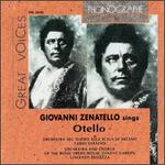 Giovanni Zenatello sings Otello