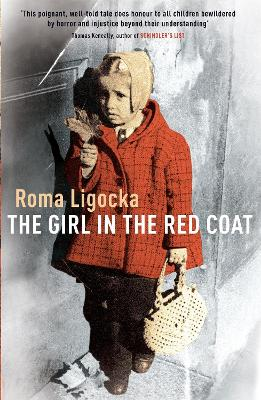 Girl In The Red Coat - Ligocka, Roma