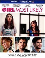 Girl Most Likely [Includes Digital Copy] [Blu-ray]