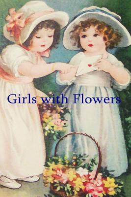 Girls With Flowers - Davis, Carolyn