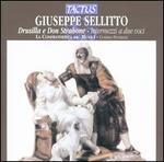 Giuseppe Sellitto: Drusilla e Don Strabone