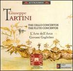Giuseppe Tartini: The Cello Concertos; The Flute Concertos