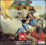 Giuseppe Tartini: The Violin Concertos, Vol. 2 (6 Violin Concertos, Op. 2)