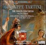 Giuseppe Tartini: The Violin Concertos, Vol. 8 (Torna ritorna o bella mia speranza...)
