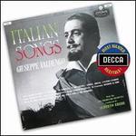Giuseppe Valdengo: Italian Songs, Vol. 47