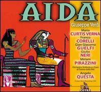 Giuseppe Verdi: Aida - Antonio Zerbini (vocals); Athos Cesarini (vocals); Franco Corelli (vocals); Giangiacomo Guelfi (vocals);...