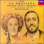 Giuseppe Verdi: La Traviata - Alexander Oliver (vocals); David Wilson-Johnson (bass); Della Jones (vocals); Giorgio Tadeo (vocals); Joan Sutherland (soprano); John Tomlinson (vocals); Jonathan Summers (baritone); Luciano Pavarotti (tenor); Marjon Lambriks (vocals)