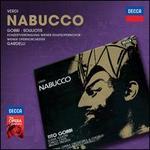Giuseppe Verdi: Nabucco - Anna D'Auria (vocals); Bruno Prevedi (vocals); Carlo Cava (vocals); Dora Carral (vocals); Elena Souliotis (vocals); Giovanni Foiani (vocals); Tito Gobbi (vocals); Walter Krautler (vocals); Vienna State Opera Chorus (choir, chorus)