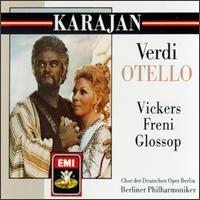 Giuseppe Verdi: Otello - Aldo Bottion (tenor); Jon Vickers (tenor); José van Dam (bass); Mario Machi (bass); Michel Sénéchal (tenor);...