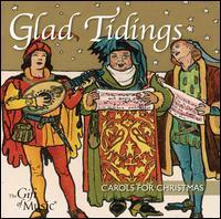 Glad Tidings: Carols for Christmas - Singscape (choir, chorus); Sarah Tenant-Flowers (conductor)