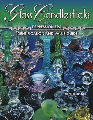 Glass Candlesticks of the Depression Era -