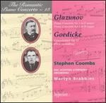 Glazunov: Piano Concertos Nos. 1 & 2; Goedicke: Concertst?ck, Op. 11