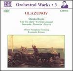 Glazunov: Stenka Razin; Une fête slave; Cortège solonnel; Fantaisie; Mazurka; March