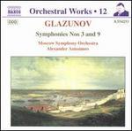 Glazunov: Symphonies 3 & 9