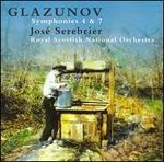 Glazunov: Symphonies 4 & 7