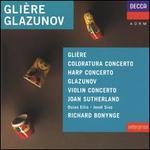 Glière: Concerto for Coloratura Soprano; Harp Concerto