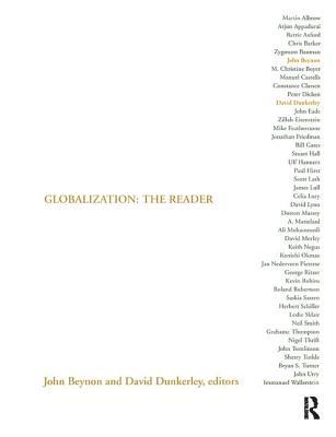 Globalization: The Reader - Beynon, John (Editor)