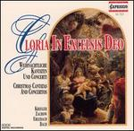 Gloria in Excelsis Deo: Christmas Cantatas and Concertos