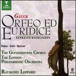 Gluck: Orfeo ed Euridice (Highlights) - David Nolan (violin); Elisabeth Speiser (soprano); Elizabeth Gale (soprano); Janet Baker (mezzo-soprano);...