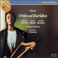 Gluck: Orfeo ed Euridice - Anna Moffo (soprano); I Virtuosi di Roma; Judith Raskin (soprano); Shirley Verrett (mezzo-soprano); Renato Fasano (conductor)