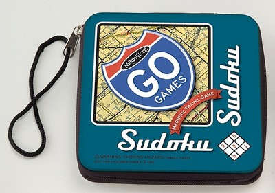 Go Games Sudoku W/Magnets - Magnetic Poetry (Creator)