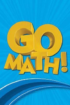 Go Math! - Houghton Mifflin Harcourt (Creator)