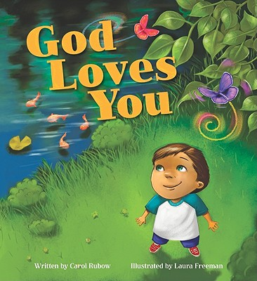 God Loves You - Rubow, Carol