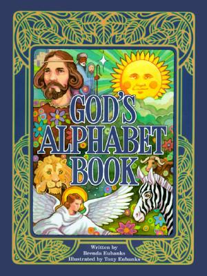 God's Alphabet Book - Eubanks, Brenda