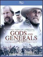 Gods and Generals [Director's Cut] [2 Discs] [Blu-ray] - Ronald F. Maxwell