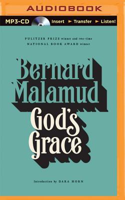 God's Grace - Malamud, Bernard, Professor, and Wyman, Oliver (Read by)