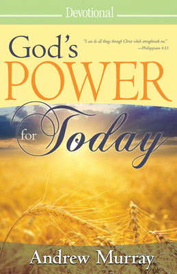 God's Power for Today - Murray, Andrew