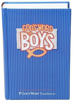 God's Word for Boys-GW - Baker Books (Creator)