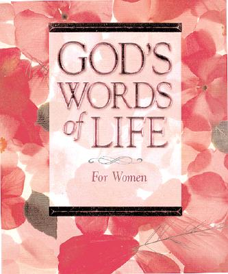 God's Words of Life for Women - Running Press