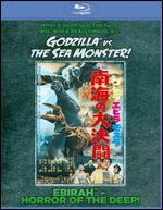 Godzilla vs. the Sea Monster [Blu-ray]