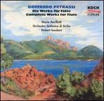 Goffredo Petrassi Complete Works for Flute