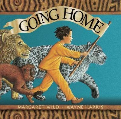 Going Home - Wild, Margaret
