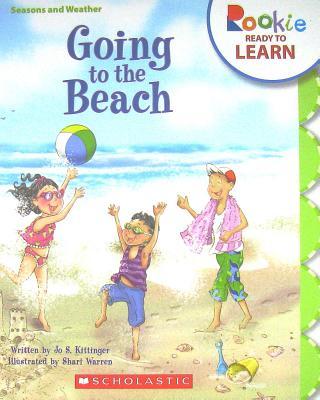 Going to the Beach - Kittinger, Jo S