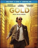 Gold [Includes Digital Copy] [Blu-ray/DVD] [2 Discs]
