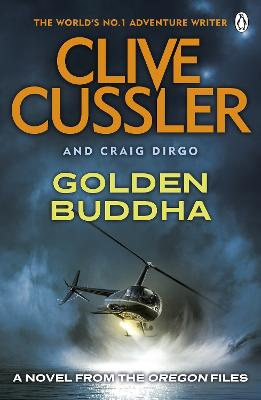 Golden Buddha - Cussler, Clive, and Dirgo, Craig
