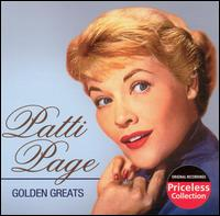 Golden Greats - Patti Page