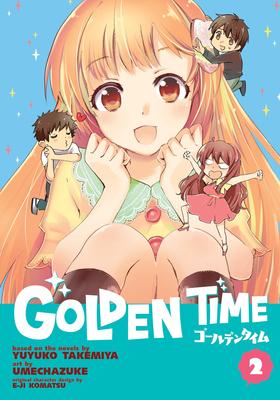 Golden Time Vol. 2 - Takemiya, Yuyuko