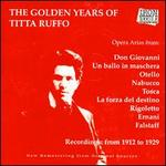 Golden Years of Titta Ruffo