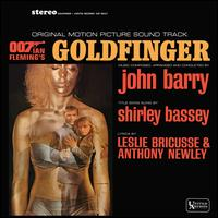 Goldfinger [Original Motion Picture Soundtrack] - John Barry