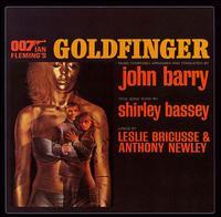Goldfinger [Original Soundtrack] [Bonus Tracks] - John Barry