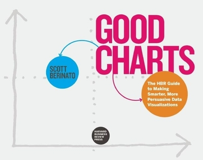 Good Charts: The HBR Guide to Making Smarter, More Persuasive Data Visualizations - Berinato, Scott