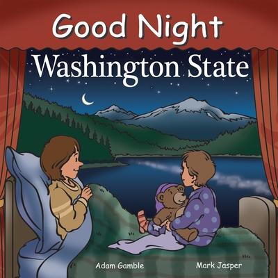 Good Night Washington State - Gamble, Adam, and Jasper, Mark