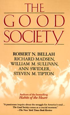 Good Society - Bellah, Robert
